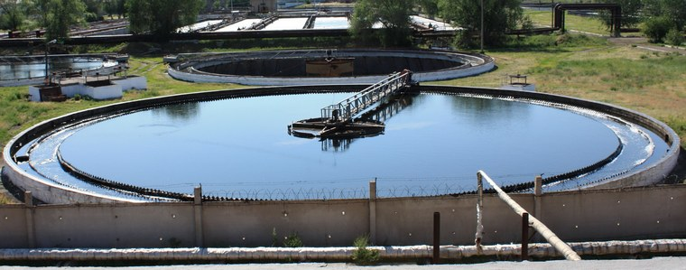 Ecobiotechnology: wastewater treatment, water treatment